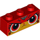 LEGO Brick 1 x 3 with Angry Unikitty Face (3622 / 44369)