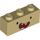 LEGO Brick 1 x 3 with Decoration (3622 / 32733)