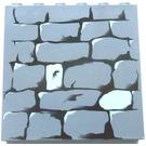 LEGO Brick 1 x 6 x 5 with Brick / Stones Wall Decoration (3754 / 44590)