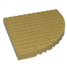 LEGO Brick 12 x 12 with Outside Bow (6162 / 42484)