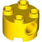 LEGO Brick 2 x 2 Round with Hole Ø4,85 (17485)