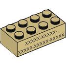 LEGO Brick 2 x 4 with Minecraft Code (3001 / 47149)