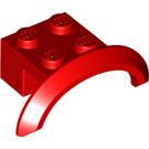 LEGO Brique 2 x 4 x 1 avec Roue Cambre (28579 / 98282)