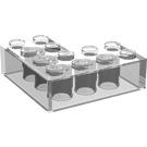 LEGO Brick 4 x 4 Corner