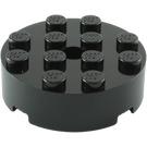 LEGO Brique 4 x 4 Rond avec Trou (87081)