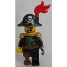 LEGO Brick Bounty Captain Minifigure