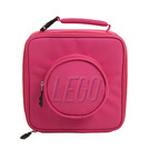 LEGO Brick Lunch Bag Pink (5005530)