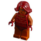 LEGO Brick Minifigure