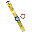 LEGO Brick Outline Fabric Watch (W294)