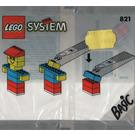 LEGO Brick Separator, Grey Set 821-1 Packaging