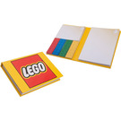 LEGO Brick Sticky Notes (852689)