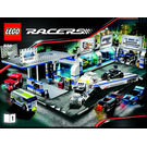 LEGO Brick Street Customs Set 8154 Instructions
