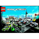 LEGO Brick Street Getaway Set 8211 Instructions