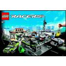 LEGO Brick Street Getaway Set 8211 Instructions