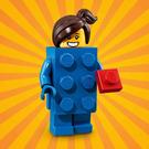 LEGO Brique Suit Girl 71021-3