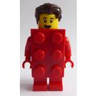 LEGO Brick Suit Guy Minifigure