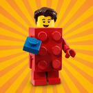 LEGO Brique Suit Guy 71021-2