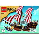 LEGO Brickbeard's Bounty Set 6243 Instructions