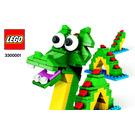 LEGO Brickley Set 3300001 Instructions