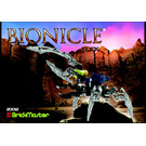 LEGO BrickMaster - Bionicle Set 20012 Instructions