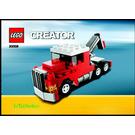 LEGO BrickMaster - Creator Set 20008 Instructions