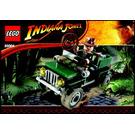 LEGO BrickMaster - Indiana Jones Set 20004 Instructions