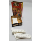 LEGO Bricks 2 x 8 (x6) Set 215-2