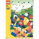 LEGO Bricks and Creations Tub Set 4679-1 Instructions