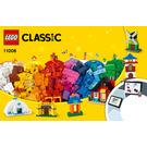 LEGO Bricks and Houses Set 11008 Instructions