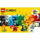 LEGO Bricks and Ideas Set 11001 Instructions