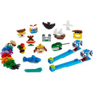 LEGO Bricks and Lights Set 11009
