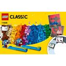 LEGO Bricks and Lights Set 11009 Instructions