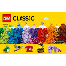 LEGO Bricks Bricks Bricks Set 10717 Instructions