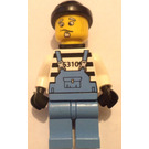 LEGO Brickster Henchman with Neck Bracket Minifigure