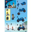 LEGO Brickster's Trike Set 6732 Instructions