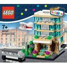 LEGO Bricktober Hotel Set 40141