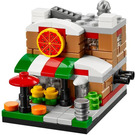 LEGO Bricktober Pizza Place Set 40181