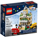 LEGO Bricktober Town Hall Set 40183 Packaging