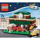 LEGO Bricktober Train Station Set 40142