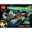 LEGO Bridge Chase Set 8135 Instructions