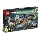 LEGO Bridge Chase Set 8135 Packaging