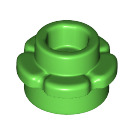 LEGO Bright Green Flower 1 x 1 (24866)