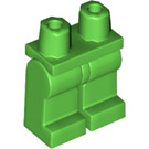 LEGO Bright Green Minifigure Hips and Legs (73200 / 88584)