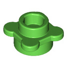 LEGO Bright Green Plate 1 x 1 Round with Tabs (28573 / 33291)