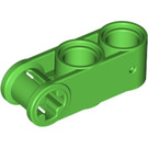LEGO Bright Green Technic Cross Block 1 x 3 (42003)