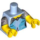 LEGO Elf Girl Minifig Torso (973 / 16360)