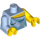 LEGO Ice Skater Torso (88585)