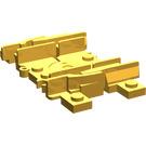 LEGO Bright Light Orange Flex Rail 4 x 8