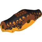LEGO Bright Light Orange T-rex Body (41609)