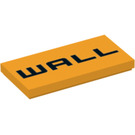 LEGO Tile 2 x 4 with Decoration (24370)
